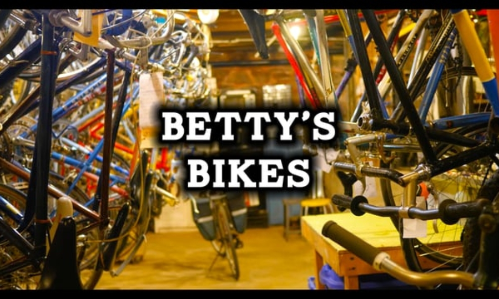 Betty's Bikes - Burlington, VT
